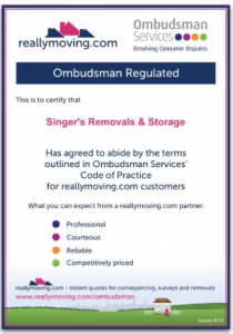 Ombudsman Regulated